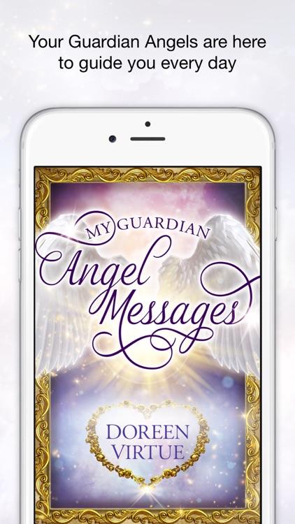 My Guardian Angel Messages screenshot-0