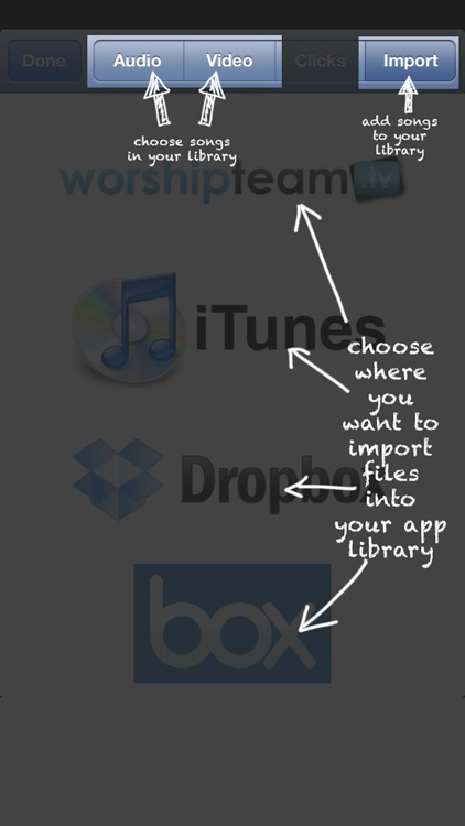 Worship Team Director screenshot-3