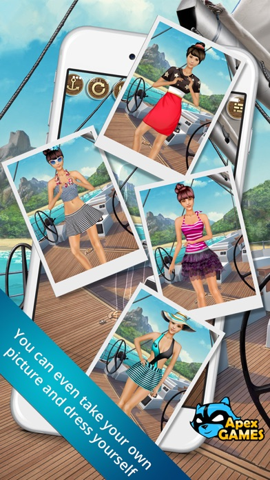 Princess Summer Fashion Yacht screenshot one