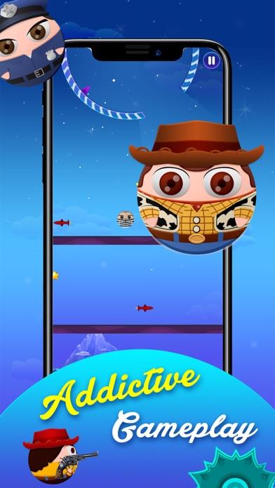Drop Free - Tap Jump Avoid screenshot two