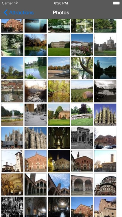 Milan Travel Guide Offline screenshot-1