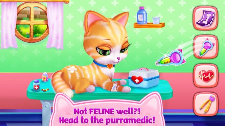 Kitty Cat Love screenshot-4