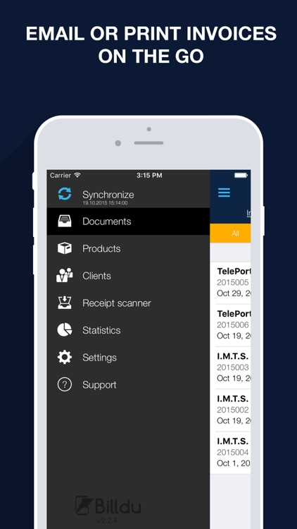 Invoice Maker - Billdu screenshot-3