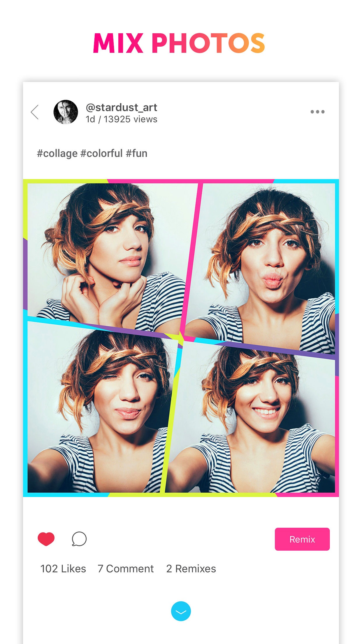 PicsArt Photo & Collage Maker Screenshot