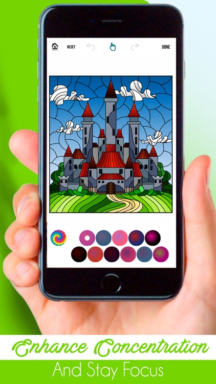 Colormii: Coloring Book
