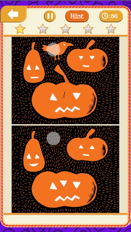 Find the Differences: Halloween