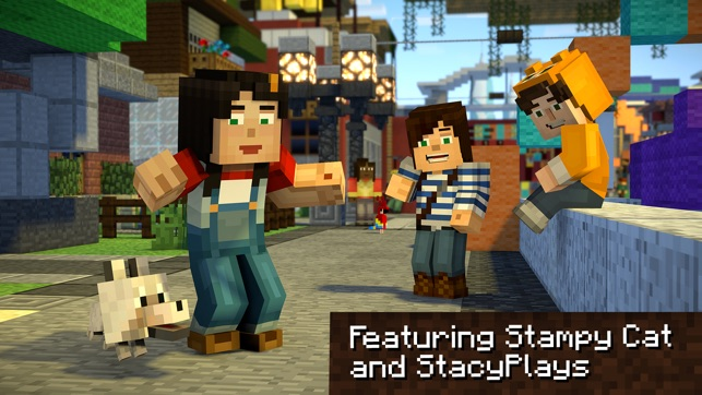 Minecraft Story Mode Free IOS, Android, Xbox, PS4 and PC Download |  Addicting