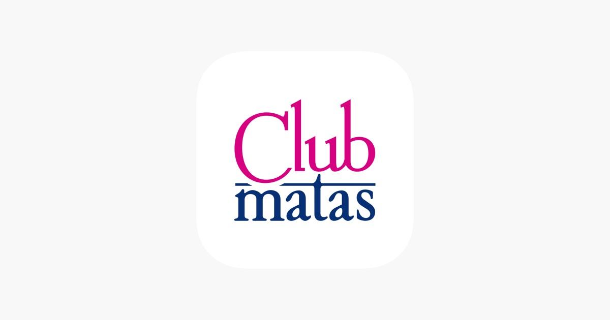 club matas login
