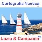 Lazio & Campania HD - GPS cartografia nautica vela icon