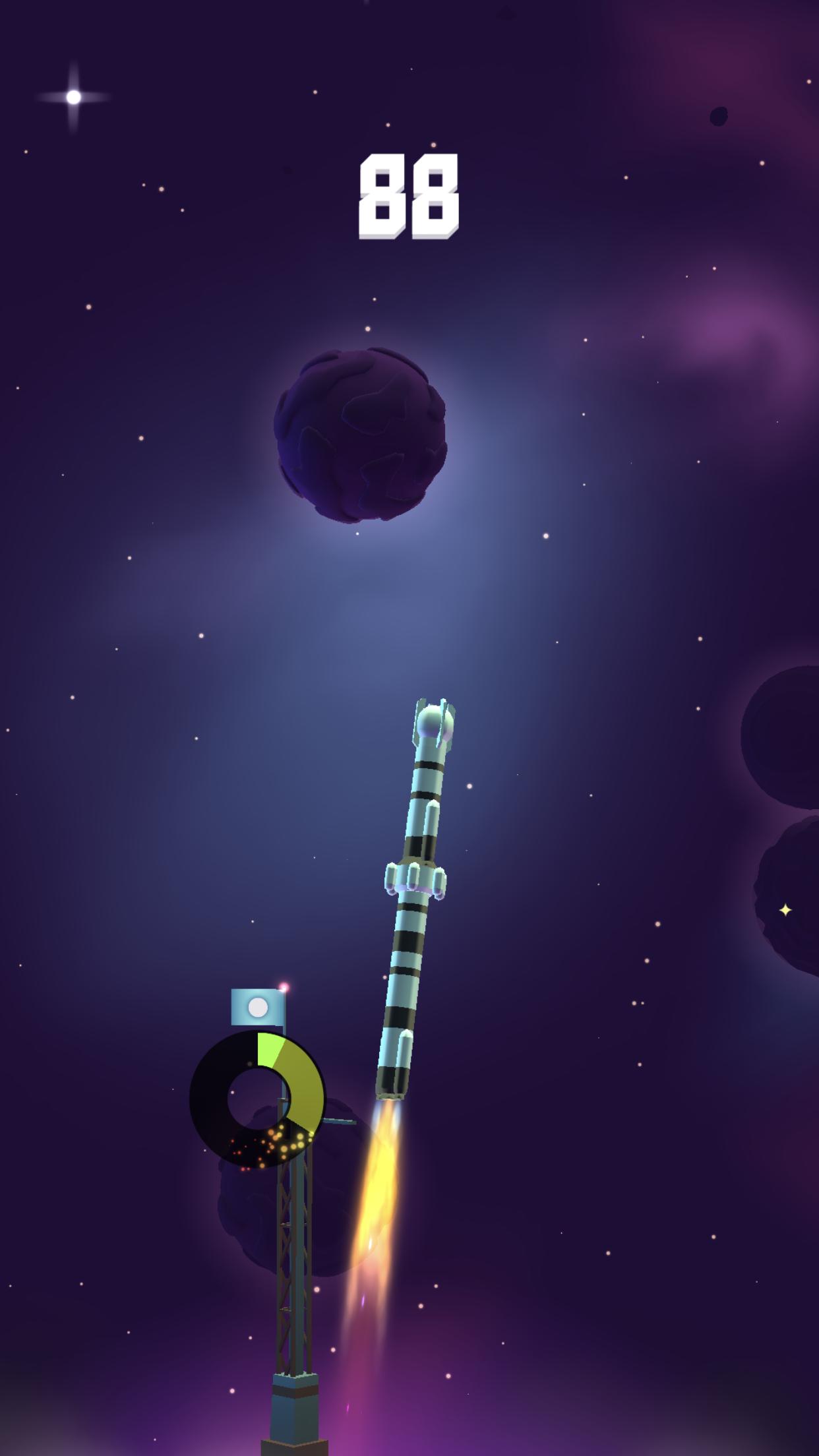 Space Frontier 2 Screenshot