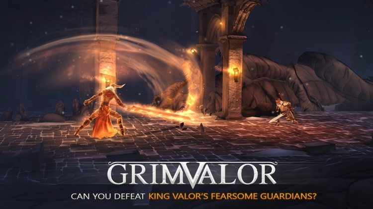 Grimvalor screenshot-0
