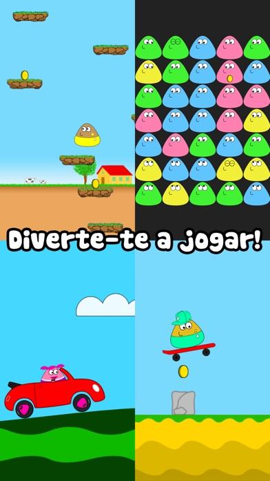 Screenshot for Pou in Portugal App Store