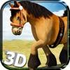 野马跑模拟器3D