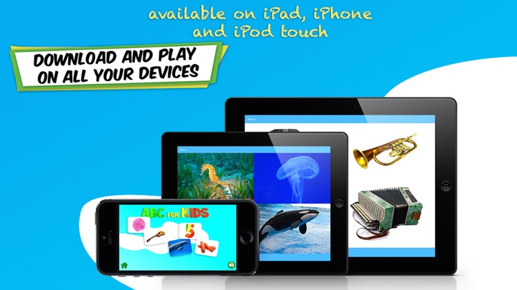 ABC for Kids Learn English screenshot-4
