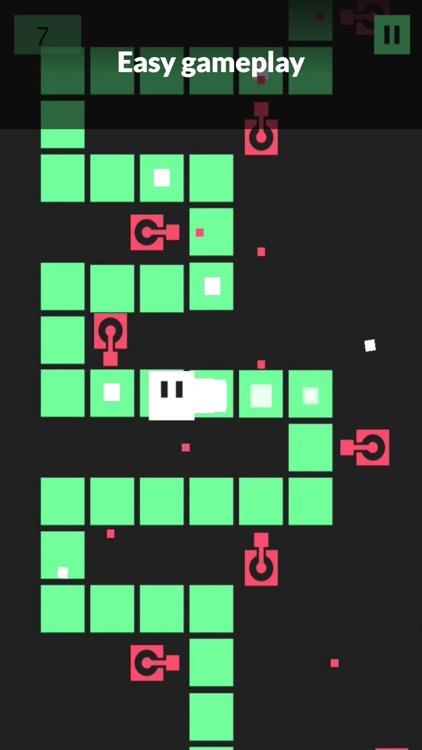 Infinite Monster Maze