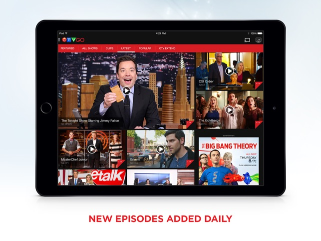 Ctv On The App Store