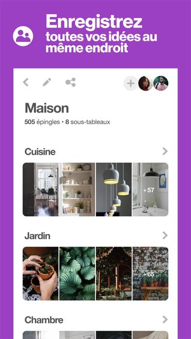 download Pinterest: Idées & Inspiration apps 0