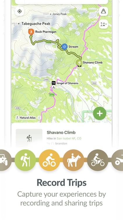 Colorado Trail Explorer screenshot-4