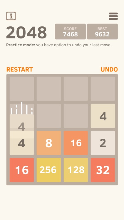 2048 Number Puzzle game screenshot-1