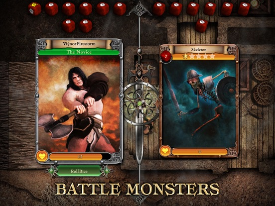 Fighting Fantasy Legends screenshot 8