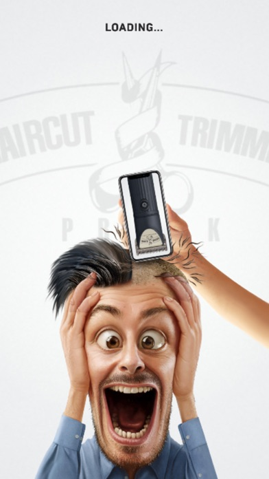 Haircut Trimmer Prank