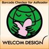 barcode checker for AsReader