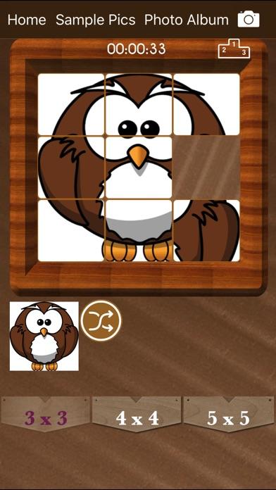 Sliding Puzzle Mania : An Addictive Puzzle Game screenshot 1