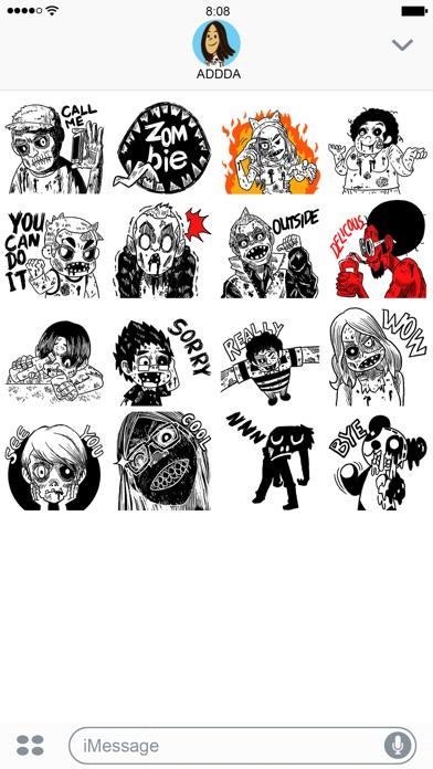 Zombie Days 1のスクリーンショット3
