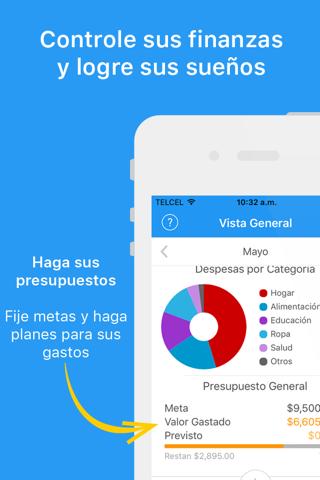 Mobills Finanças Pessoais screenshot 1