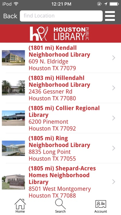 HPL Library screenshot-3