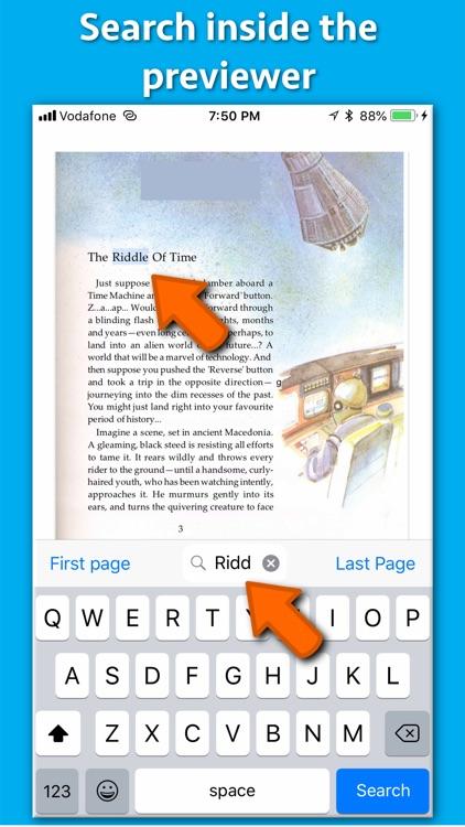 PDF Joiner & Merger screenshot-7