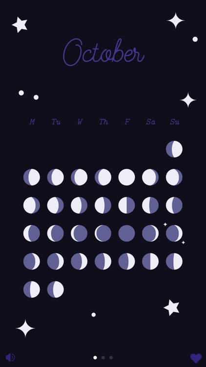 Luna — Lunar Calendar screenshot-1