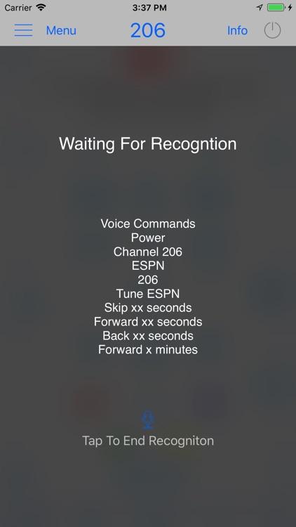 Direct Remote for DIRECTV screenshot-3