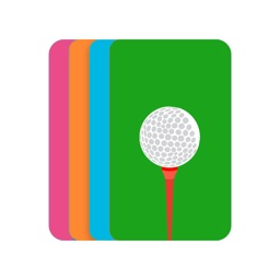 Golf Solitaire Board Game
