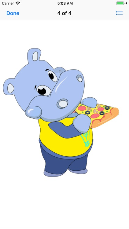 My Hippo Sticker Pack