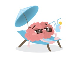 Brain Stickers for iMessage