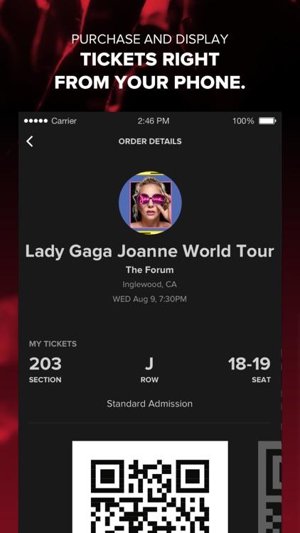 Live Nation – For Concert Fans screenshot-3