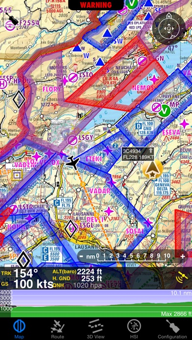 Air Navigation Pro review screenshots