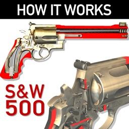 How it Works: S&W 500 revolver