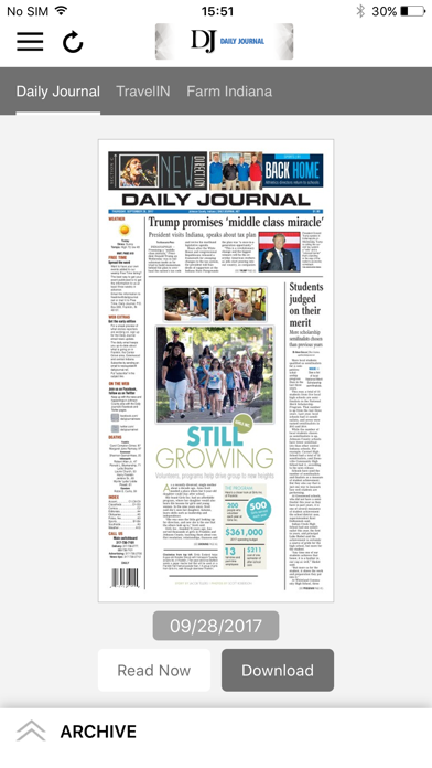 daily journal eedition app download android apk