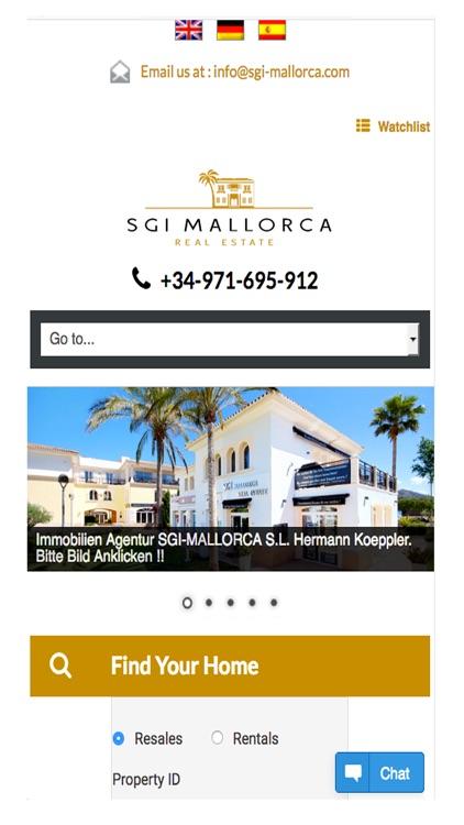 SGI Mallorca Real Estate