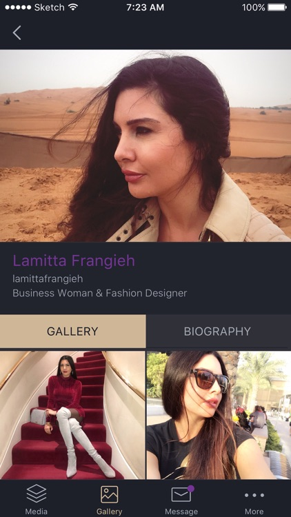 PEP #LamittaFrangieh