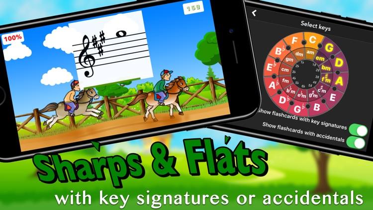 Flashnote Derby screenshot-4
