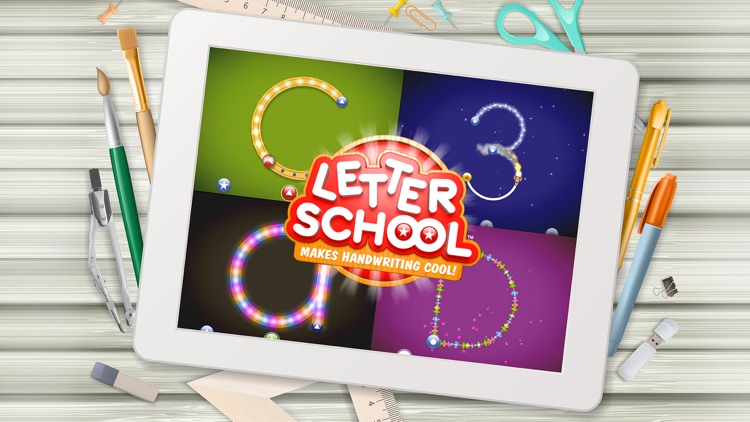 LetterSchool - Cursive Letters screenshot-0