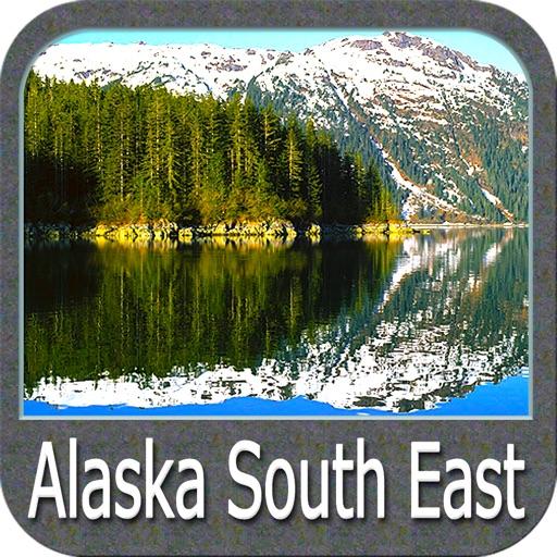 Marine Alaska S. E. GPS Charts