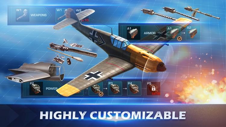 War Wings screenshot-3