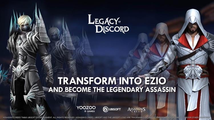 Legacy of Discord-FuriousWings screenshot-0