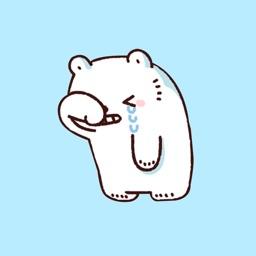Fatty Polar Bear Animated