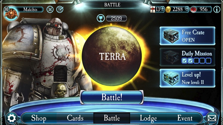 The Horus Heresy: Legions screenshot-6