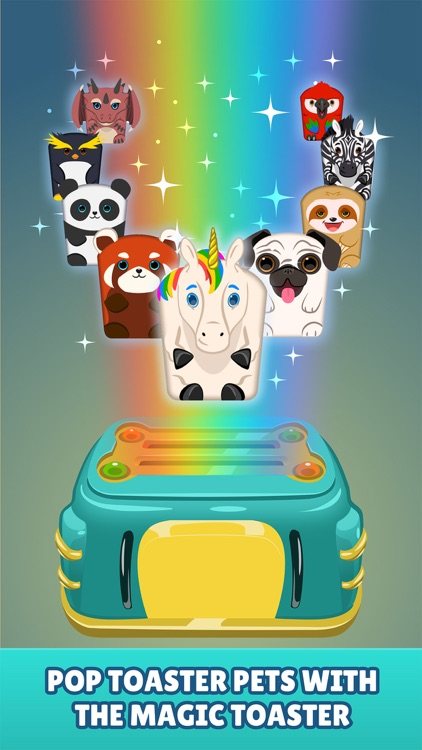 Toaster Pets – My Virtual Pets screenshot-0